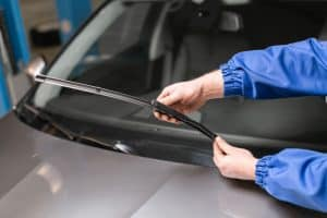How to stop windshield wipers juddering and chattering