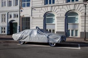 Can a car cover protect your car from sun damage.