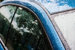 What to do if water leaks in your car when it rains .