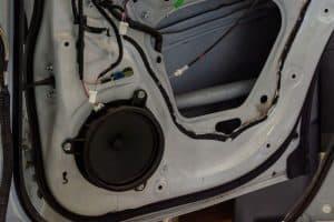 How to Fix Rattling Car Speakers & Stop the Door Rattle