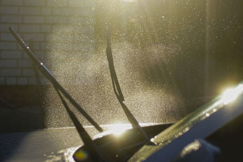 Clean and recondition your cars wipers. Easy maintenance tips.