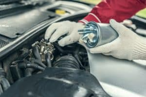 Bad fuel filter symptoms and what to do.