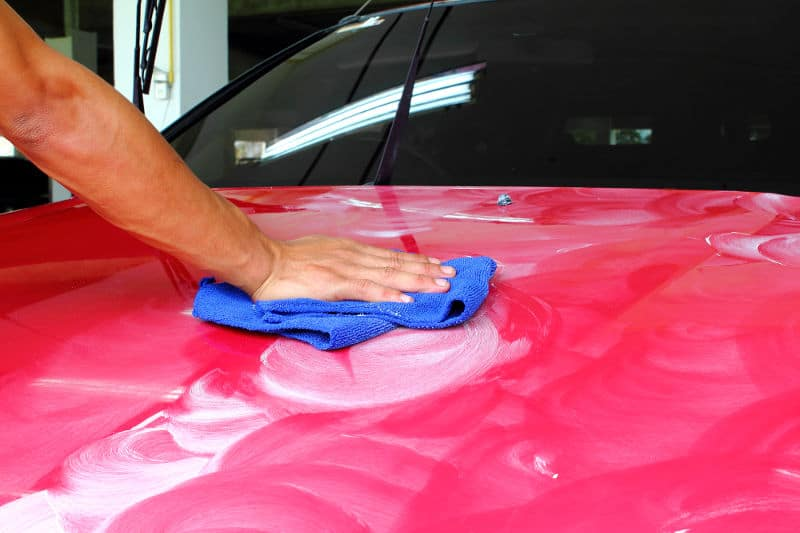 Car wax vs. polish vs. sealant: How do they differ?