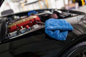 Best microfiber towel for washing and cleaning a car.