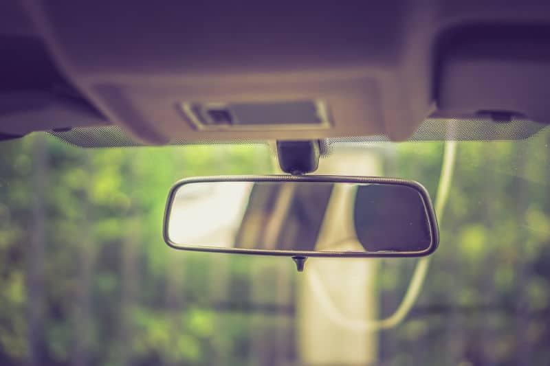 Best glue to reattach rear view mirror.