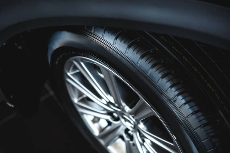 What are the best products for shining tires.