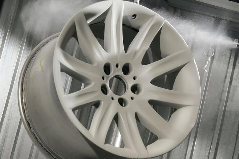 Best spray paint for aluminium rims