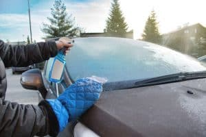 What are the best products for defrosting windshield.