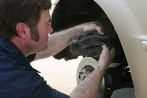 How to fix squeaky brakes.