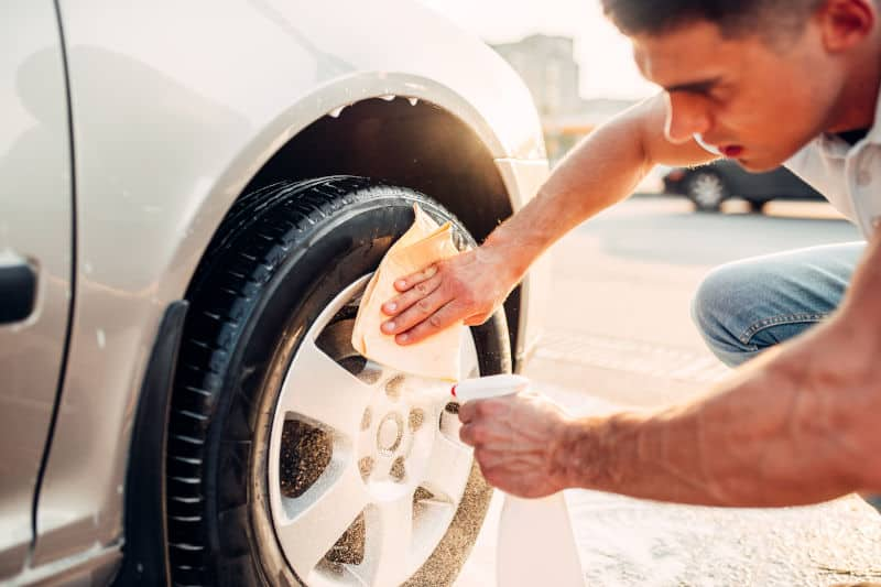 Best wheel cleaners for your car.