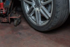 How to fix bent car rims/wheels.