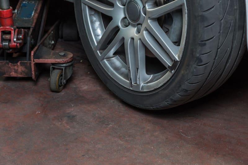 How to fix bent car rims/wheels.