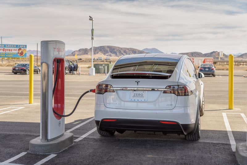 How long does it take to charge a Tesla.