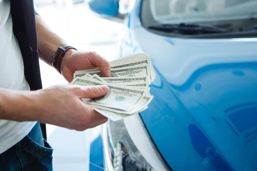 How much should you spend on your first car.