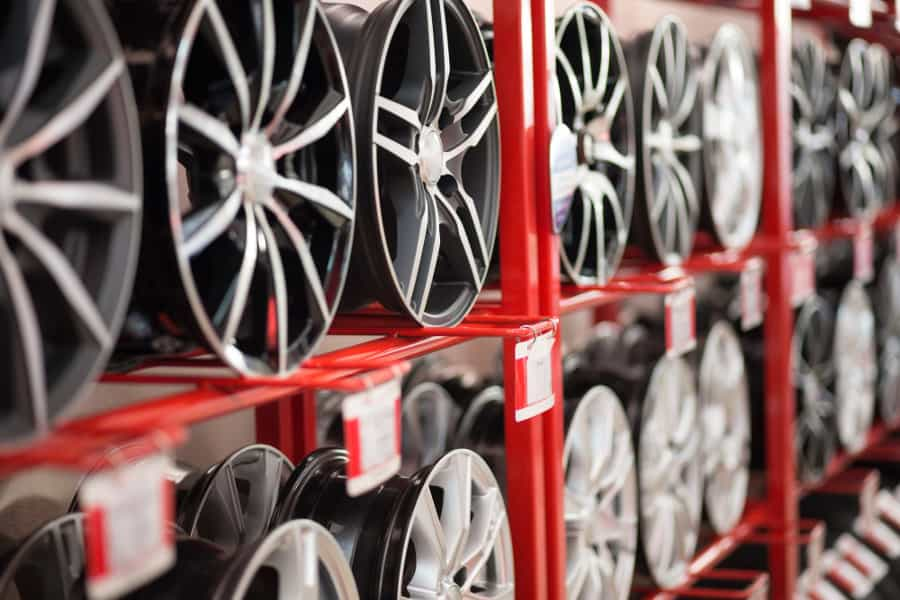 How much car rims cost.