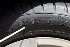 How to read rim and tire sizes.