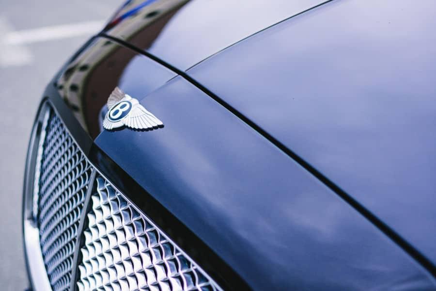 Volkswagen owns Bentley.