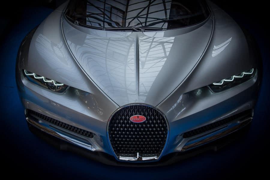 Volkswagen owns Bugatti.