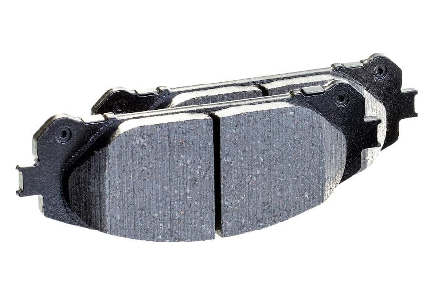 Pros and cons of ceramic brake pads.