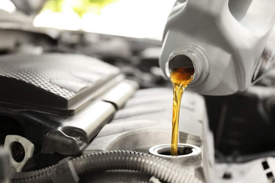 Why is it important to have a correct  oil level.