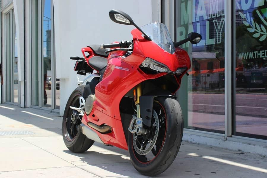 Volkswagen owns Ducati.