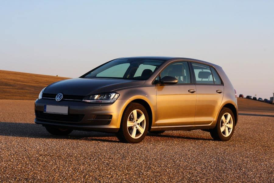 Volkswagen passenger car.