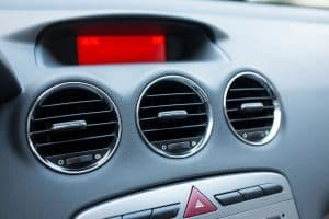 Why car air conditioner smells.