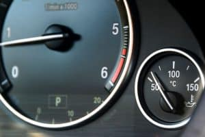 What is the engine normal temperature.