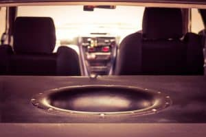 Subwoofer Rattle: How to stop rattling in car from subs.