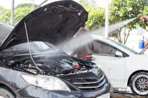 What to do if water enters your engine.